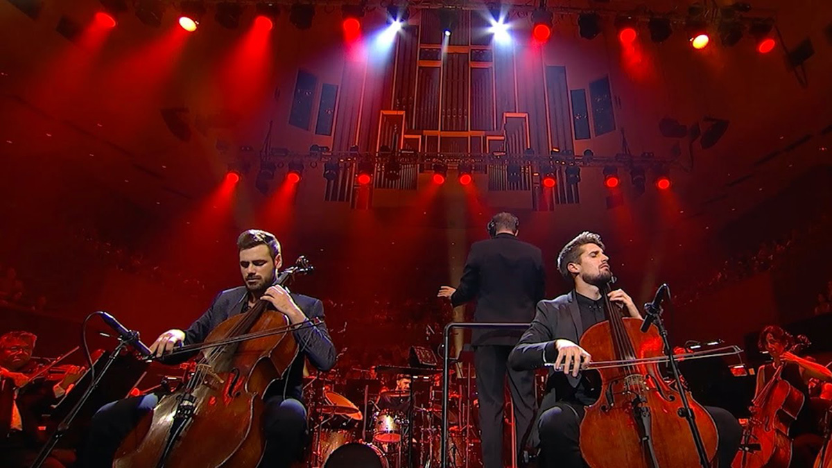 WHRO - 2Cellos: Live at Sydney Opera House