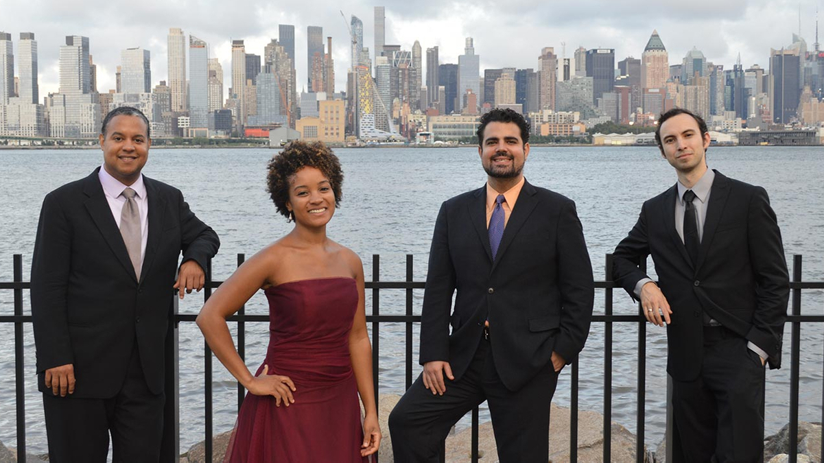 photo courtesy of the Harlem Quartet