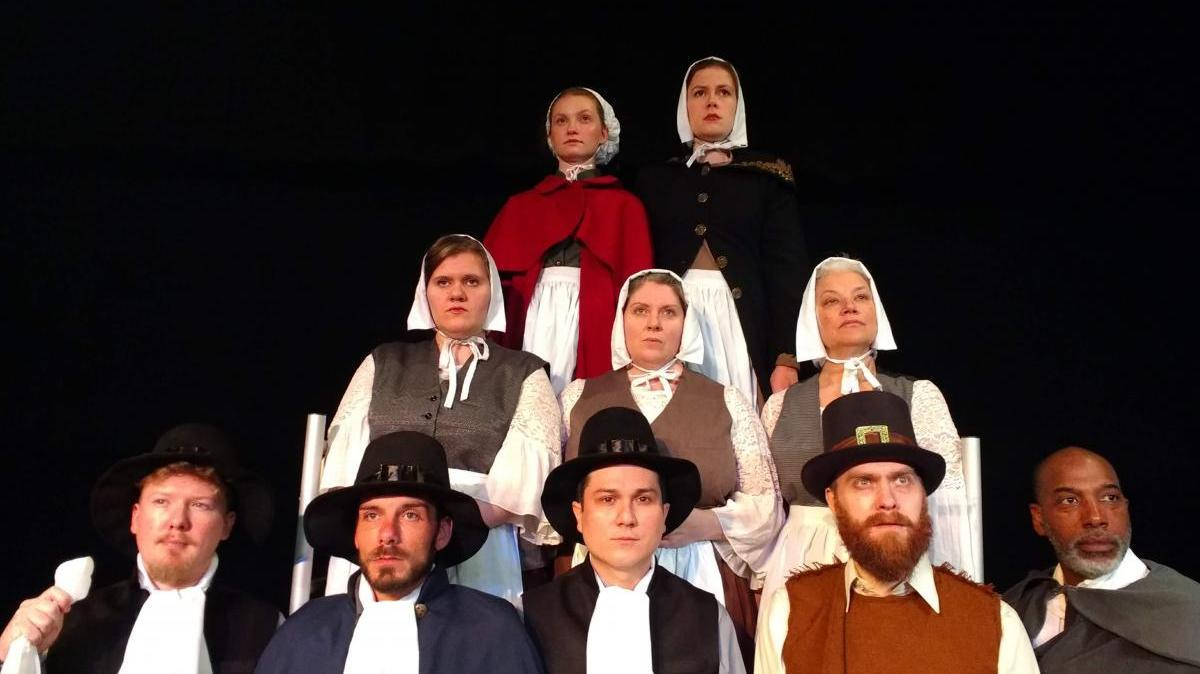 Core Theatre Ensemble Revamps The Scarlet Letter With Fresh Eyes And Insight