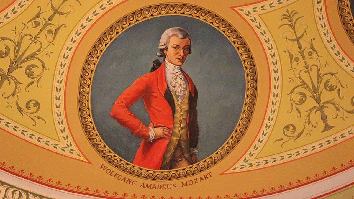 WHRO - Wolfgang Amadeus Mozart: A Musical Prodigy
