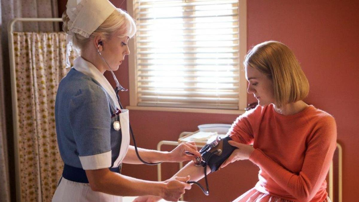 Call The Midwife Season 5 Christmas Special.Whro Call The Midwife Season 5 Episode 4
